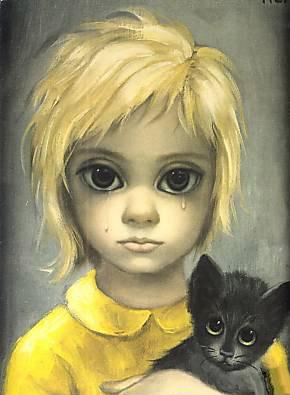 Keene Big Eyes